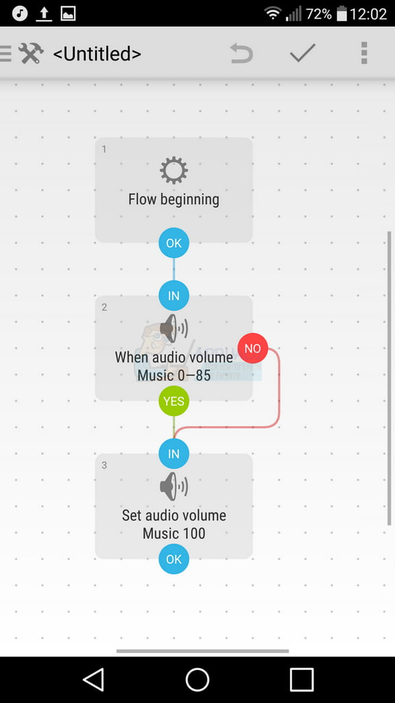 Android Automatically Lowers Volume5