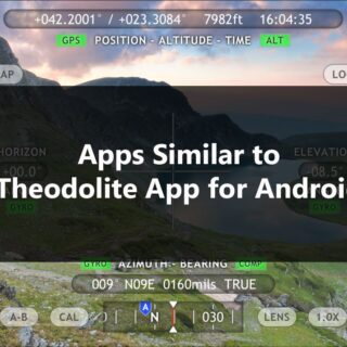Apps Similar to Theodolite App for Android