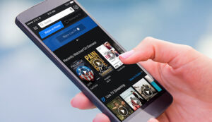 Load DirectvFrom the Android Phone