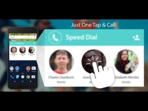 Speed Dial Widgets for Android