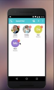 Speed Dial Widgets for Android 5