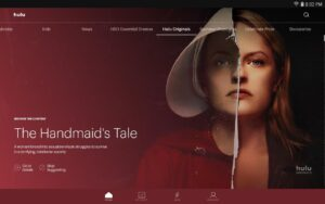 Hulu the Best Android software to Watch Movies