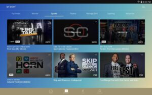 TV shows on Hulu for Android