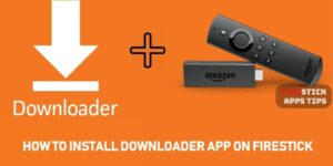 install PIA on FireStick by Downloader App