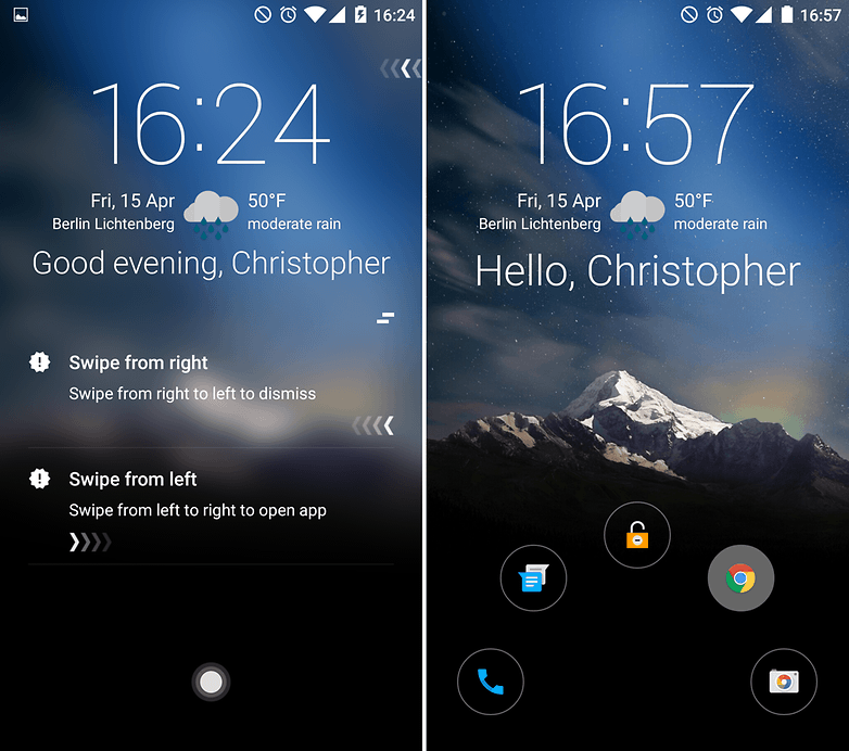 How To Get Android Lollipop Lockscreen Widgets Solved