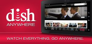 Dish Anywhere App on Android