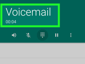 Recover deleted voicemails on Android