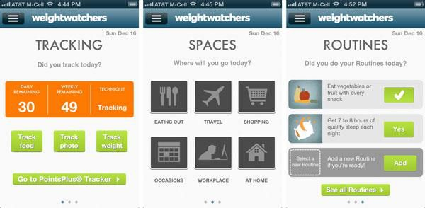 Weight Watchers Barcode Scanner app for healthy life