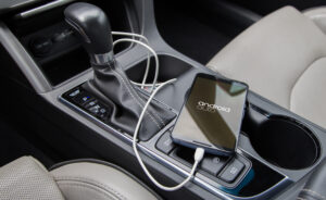 USB cable of Android Auto