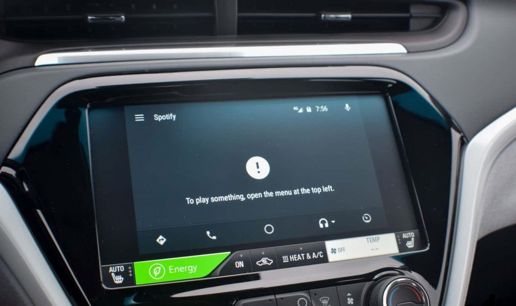 android auto not working with s8