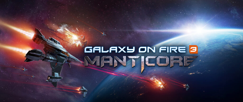 Galaxy on Fire 3 game apk