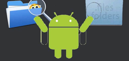 how to access in accessible files on android
