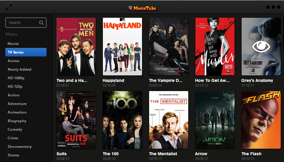 Movie Tube 4.3 apk app for watching movies