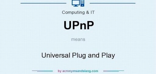 Is there any UPnP on Android hotspot