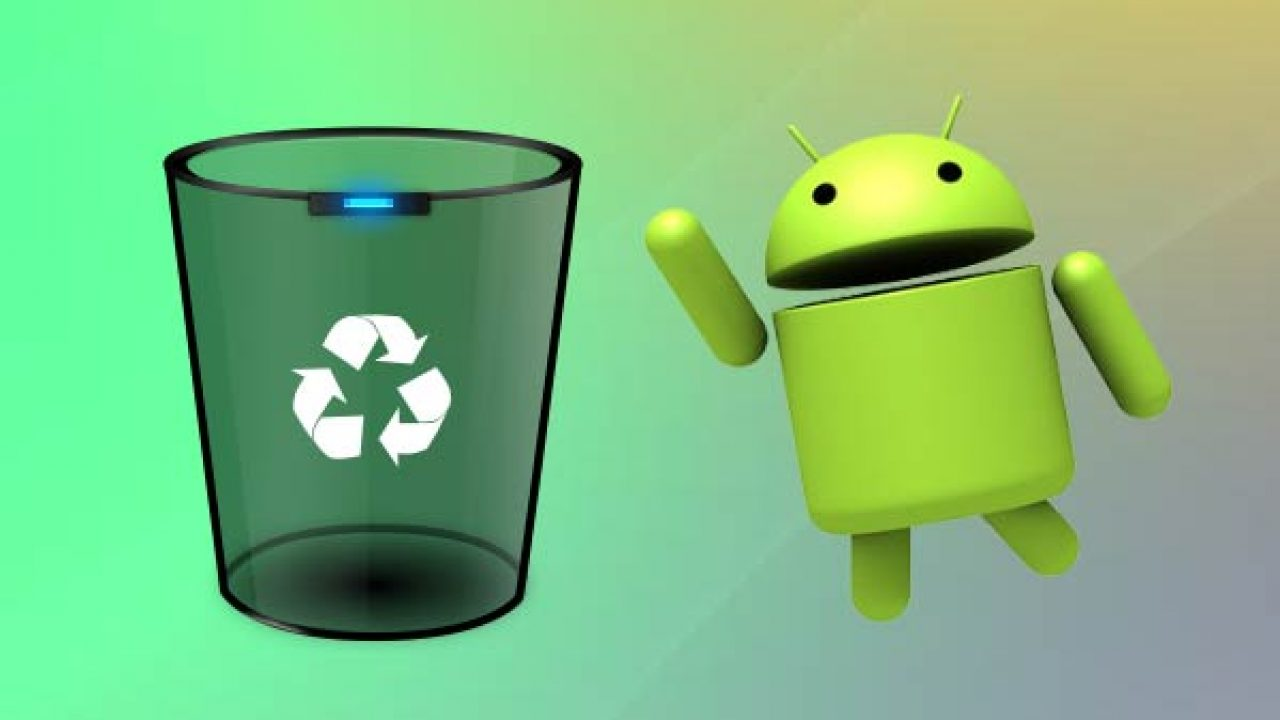 Where Is Trash Folder on Android? - SOLVED!