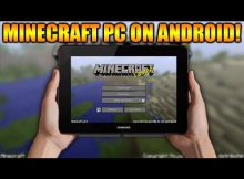 how to play Minecraft pc on android without boardwalk