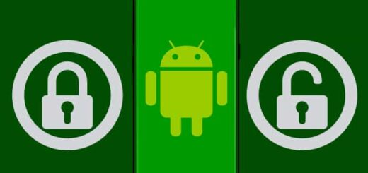 Locked Android device