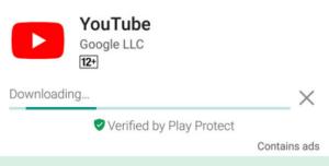 Reinstall Youtube Apps