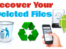 recover your deleted pictures