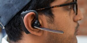 record audio from bluetooth headset android
